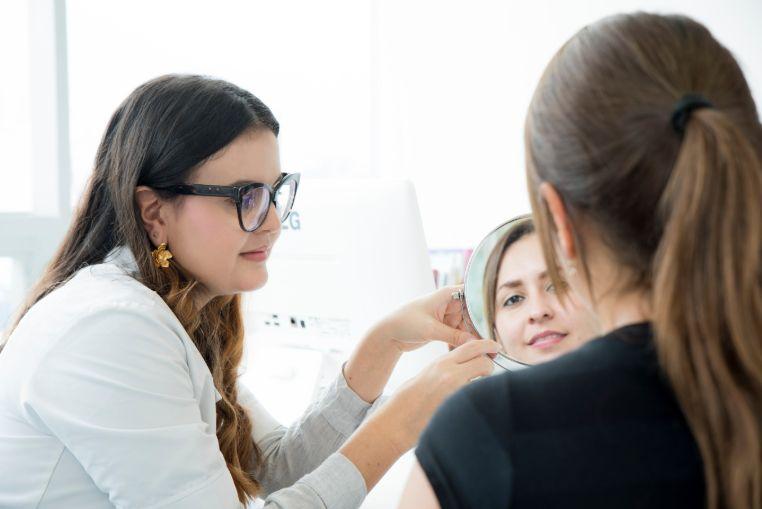 Consulta acné