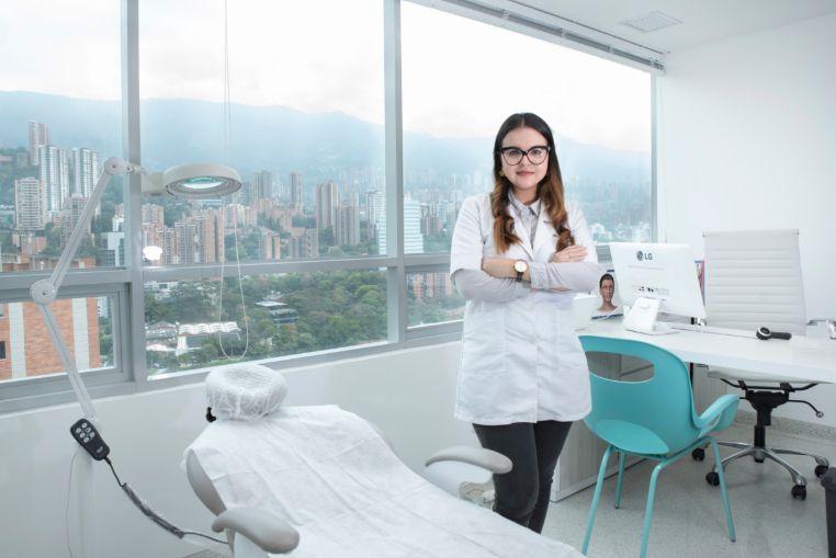 Consulta dermatología niños