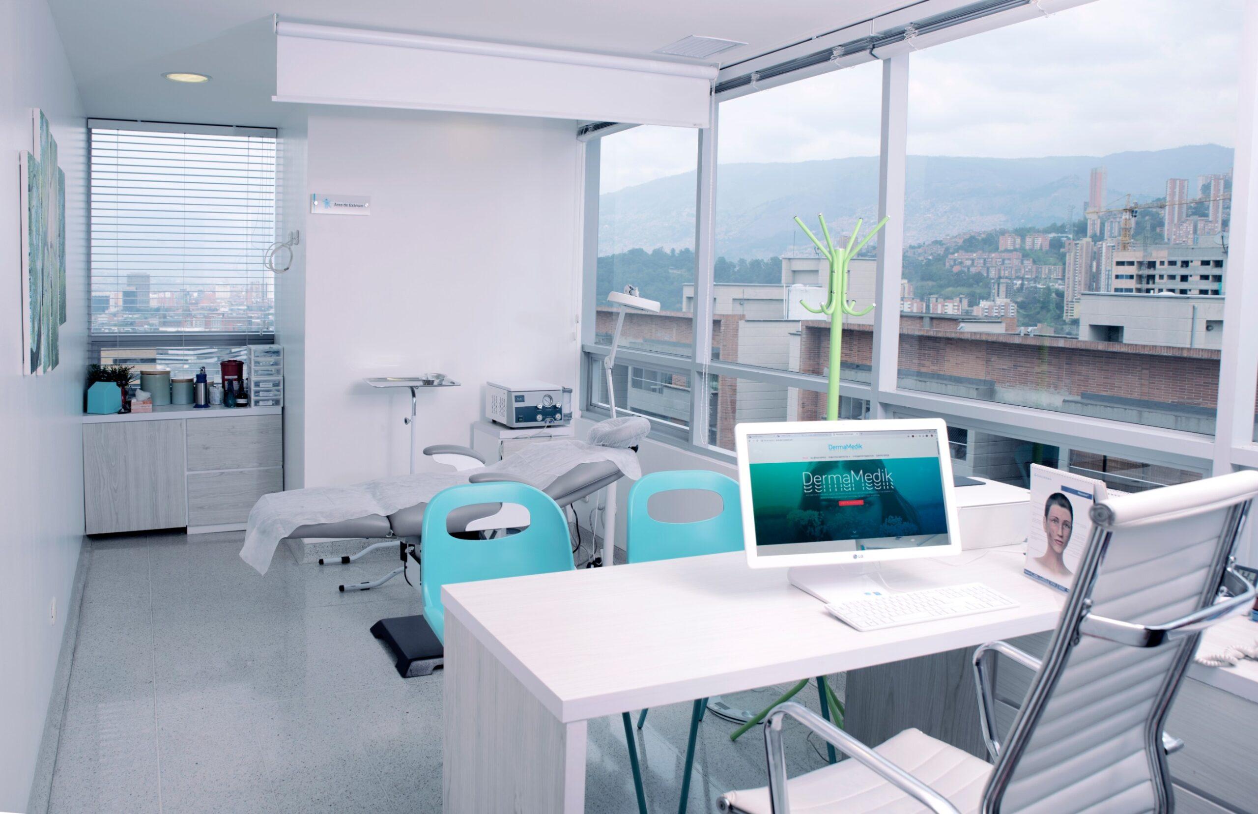 Dermatología Ciudad del Río Medellín